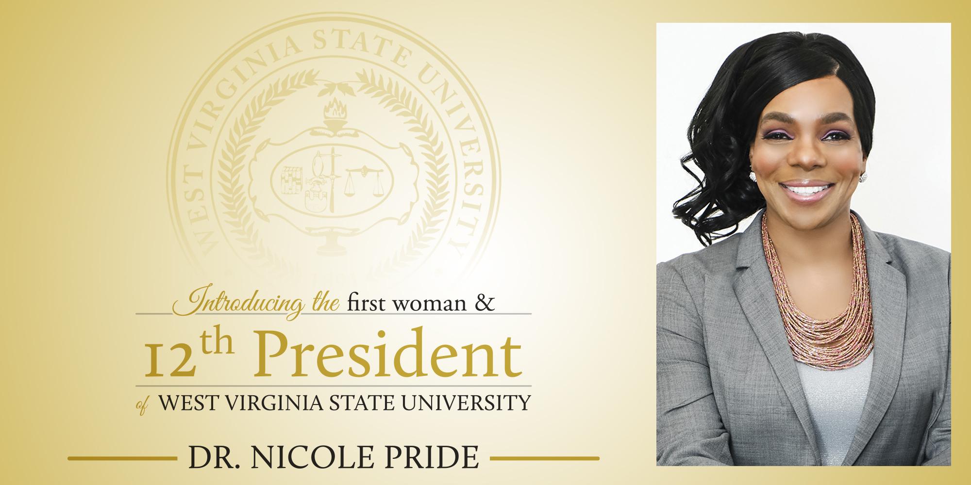 Introducing Dr. Pride