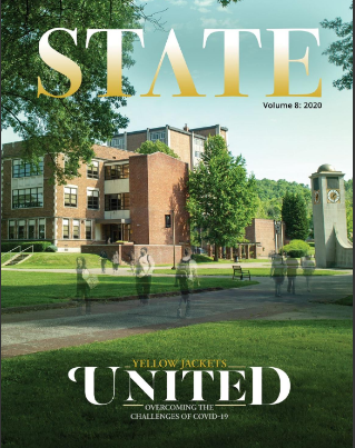 STATE Magazine Cover