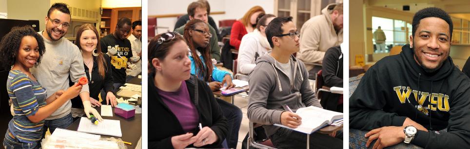WVSU Students